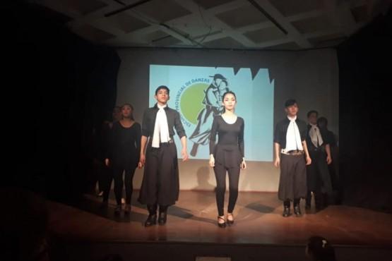 La Escuela Provincial de Danzas celebrará la Semana de las Artes