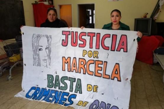 Reclamos en el Tribunal de Justicia por Marcela Chocobar