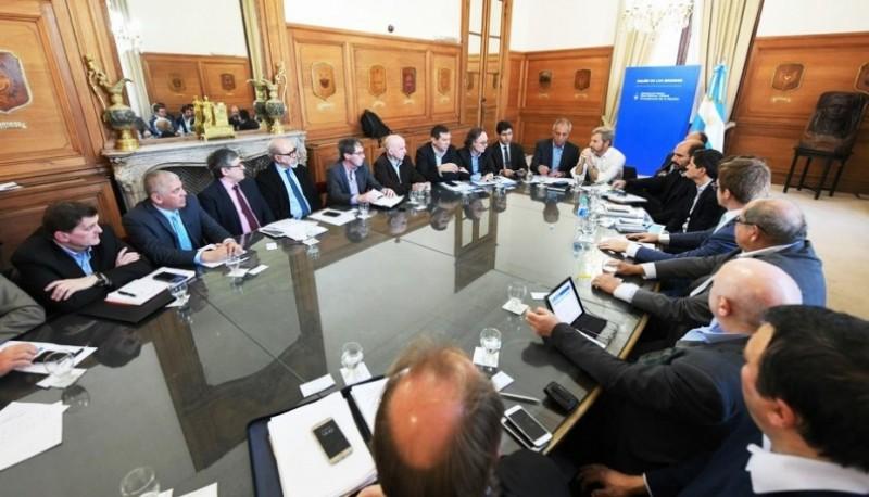 Los ministros de Economía del país volverán a reunirse con la Nación el jueves