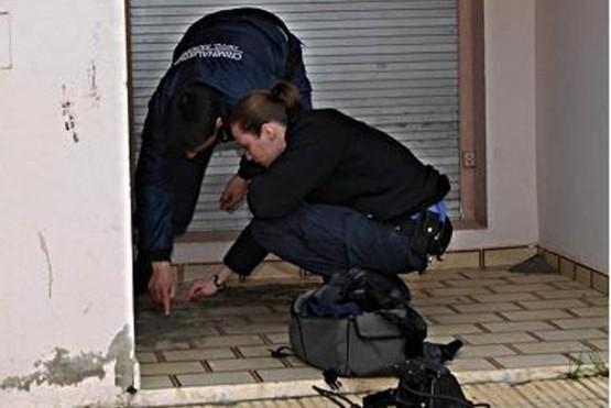 Desconocidos ingresaron a una casa y roban una consola