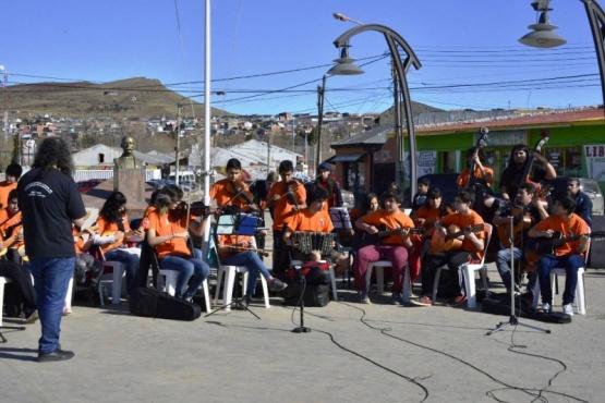 Orquesta de Instrumentos Latinoamericanos de Río Turbio