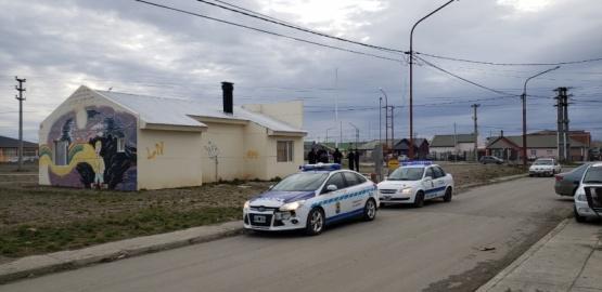 Policías realizaron campaña para prevenir secuestros virtuales