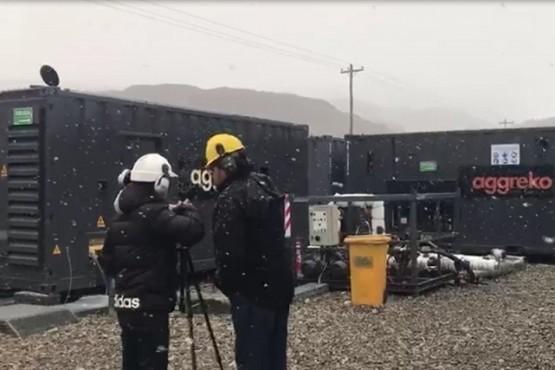 Concretaron el traslado de la usina a nuevo predio
