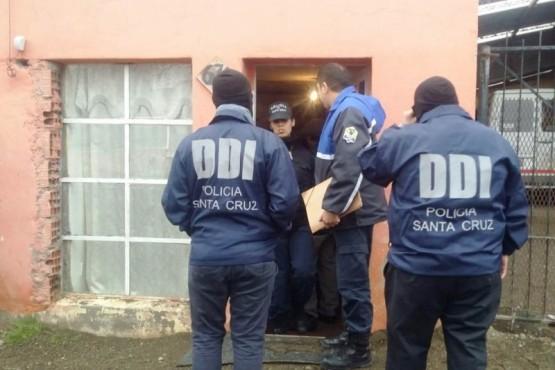 Operativo en Río Gallegos por causa de presuntos secuestros virtuales