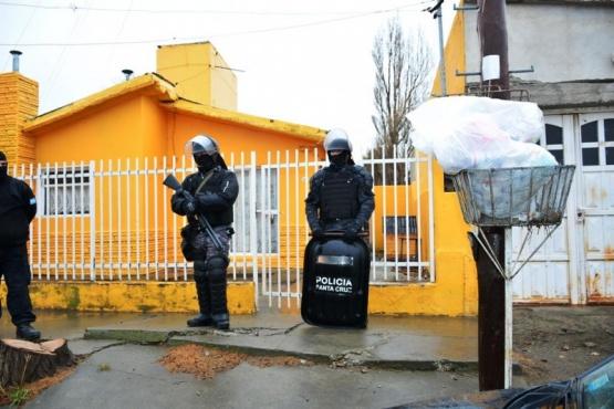 Desarticulan banda narco tras megaoperativo de Policía y Gendarmería