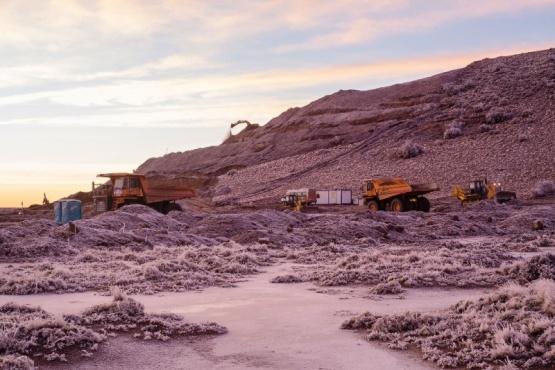 El proyecto prevé el aprovechamiento hidroeléctrico del río Santa Cruz. (C.G)
