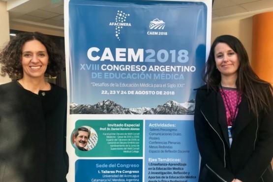 Se realizó el XVIII Congreso Argentino de Educación Médica