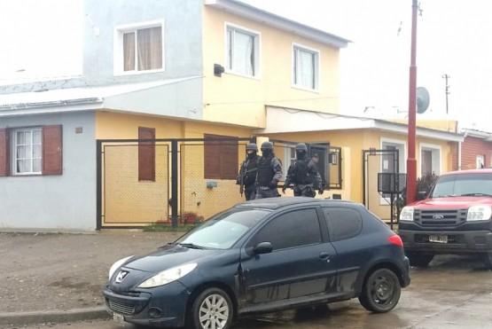 Integrante de banda narco terminó preso en la U15