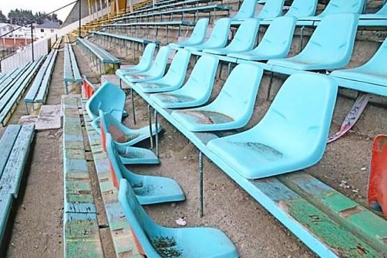 Uno de los estadios cuestionados.