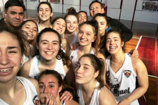 En U-17, San Miguel también llegó a semis del Campeonato Argentino