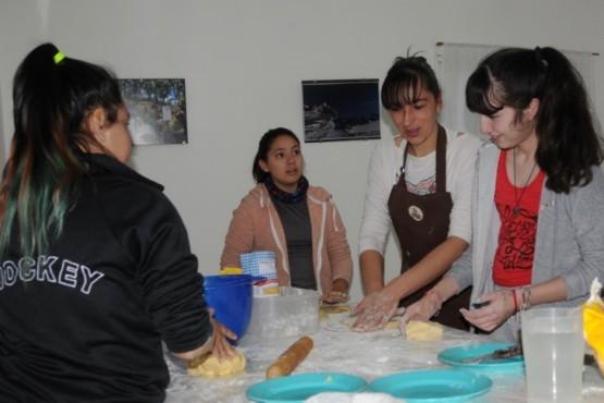 Comenzaron los talleres en la Casa de la Cultura