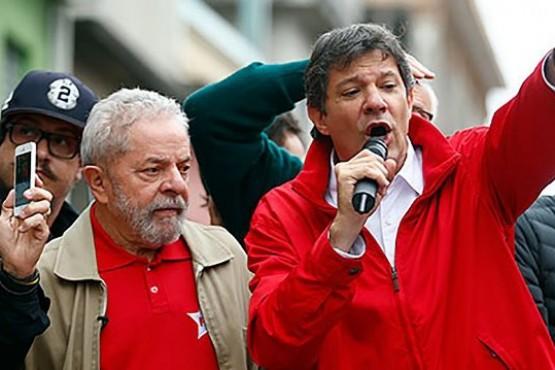 Lula no será candidato a presidente de Brasil