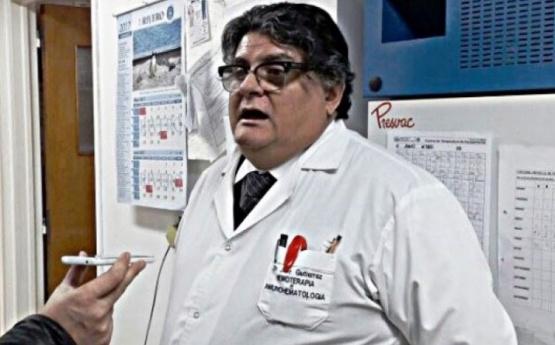 Dr. José Gutiérrez Durán. (Archivo)