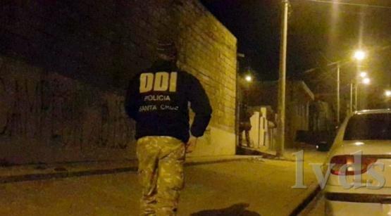 Detienen a un vendedor de cocaína en Caleta