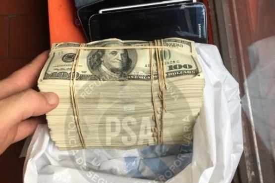 Seis detenidos por el robo de 3.5 millones de pesos al correo
