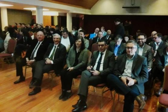 Santa Cruz presente en la Asamblea del Consejo Federal de Seguridad Vial