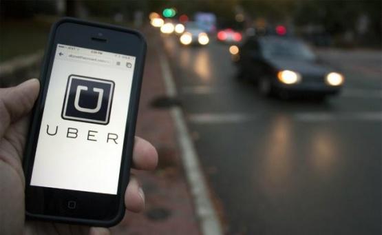 Uber todavía no llegó oficialmente a la ciudad.