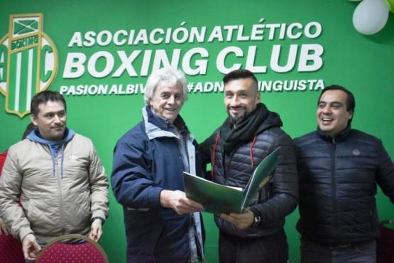 Boxing ya forma parte de la Federación Argentina de Box