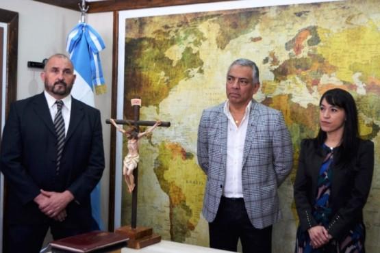 Cañadón Seco tiene por primera vez Juzgado de Paz