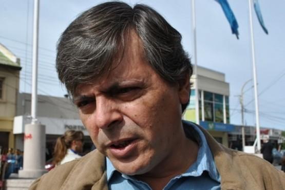 Fabián Leguizamón, presidente del Concejo Deliberante