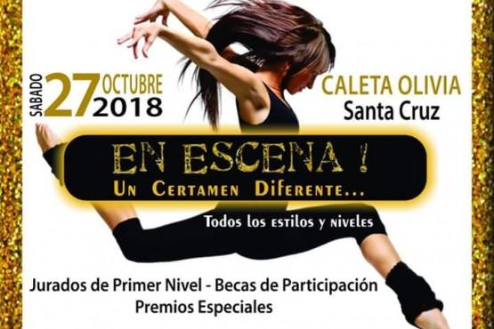 """Certámenes de danzas """"En escena"""" llega a la Patagonia"""