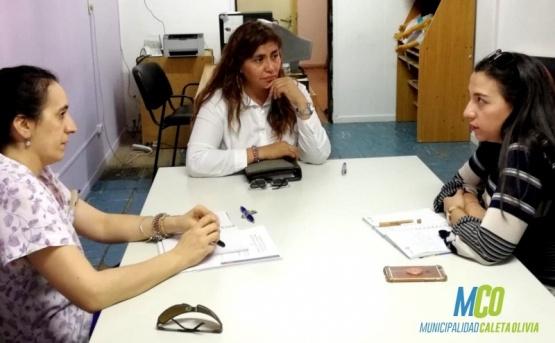 Promueven actividades de prevención de salud en Caleta Olivia