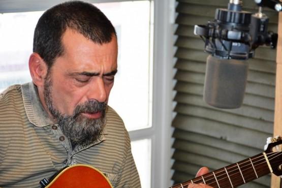 Peregrino compartió algo de su vida junto a la música