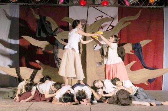 """Ultiman detalles para la concreción de """"La Tropilla llama a la Danza"""" en el Polivalente"""