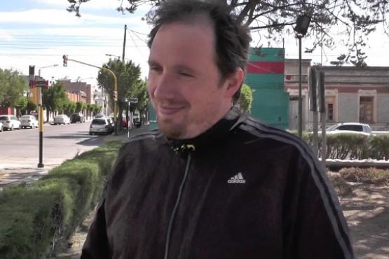 Mario Canales.