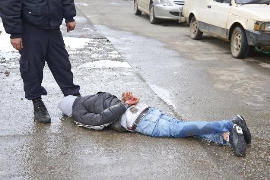 Un joven fue detenido luego de robarle dinero a un menor