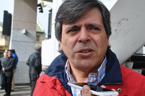 Leguizamón repudió la manifestación contra la charla y pidió tolerancia