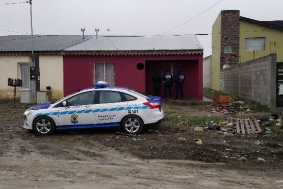 Secuestraron electrodomésticos robados y réplicas de armas