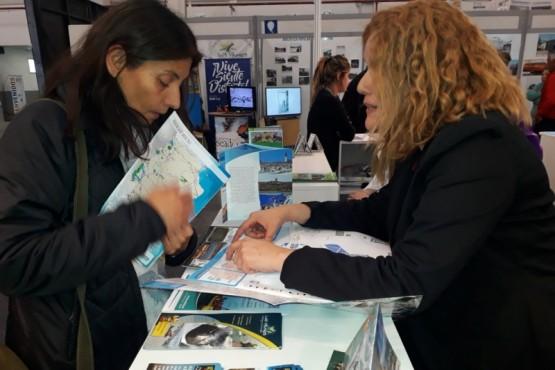 Puerto Deseado mostró sus atractivos en la Expo Turismo 2018