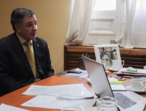 Sergio Valenzuela. (Archivo)