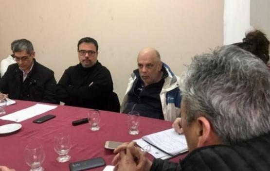 Reunión paritaria en el Concejo Deliberante. (Archivo)