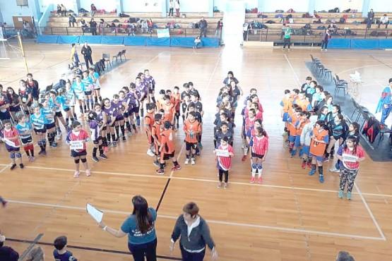 Se desarrolló con éxito el Torneo Provincial de Vóley
