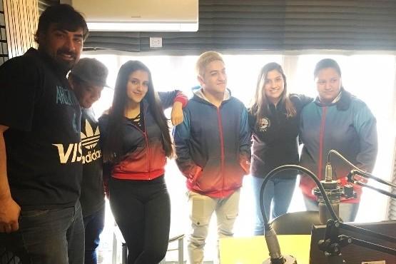 Agencia Ambiental con alumnos del Secundario N°36: Juntos por el medioambiente