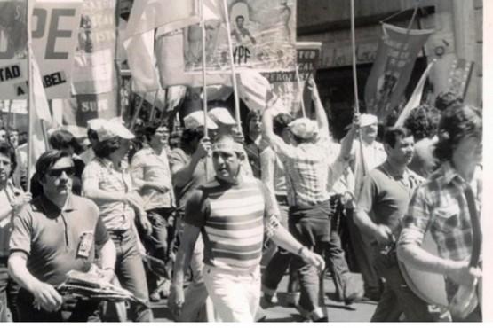 Festejo con fuerte raíz sindical