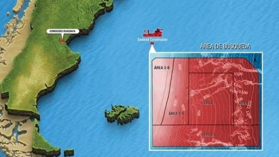 Investigan un nuevo contacto detectado a menos de 300 metros