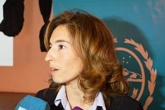 La Ministra llevó calma ante los casos de streptococcus pyogenes
