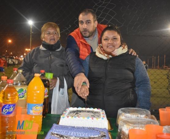 """""""El docente de EPJA camina junto a sus alumnos"""