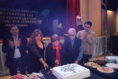 En Puerto Santa Cruz también se festejó el día del Jubilado