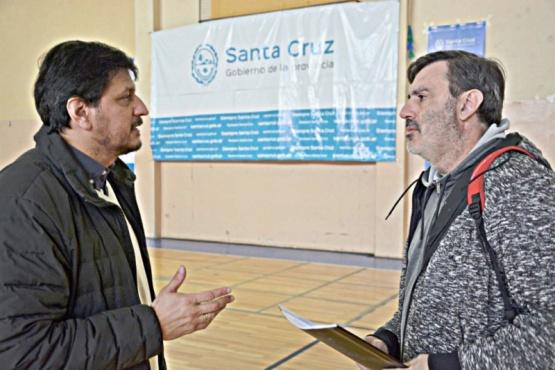 Entregaron aportes a la Federación de Básquet de Santa Cruz