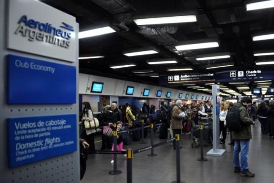No habrá vuelos por el paro general: 60 mil pasajeros se verán afectados