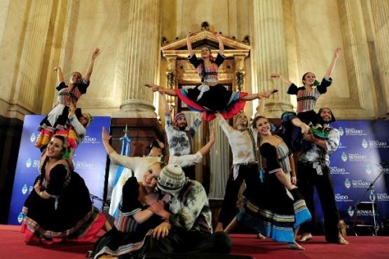 """Avanza el proyecto de ley de creación del """"Ballet Folclórico de Santa Cruz"""""""