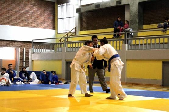 Se realizó el selectivo de Judo para la Araucanía