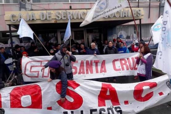 """""""Exigimos a diputados y senadores que no sean cómplices"""""""