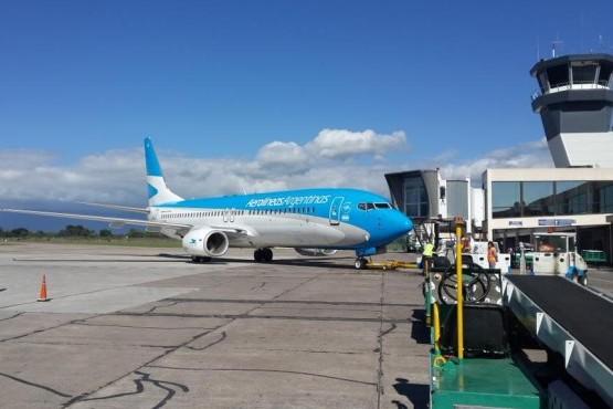 El paro afectará a 70 mil pasajeros de líneas aéreas