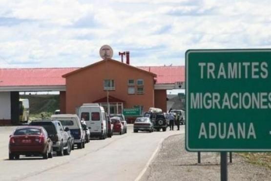 Los pasos fronterizos sin atención