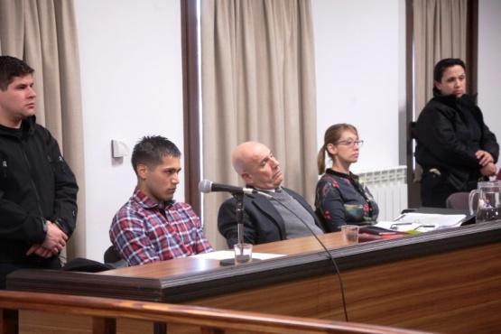 Acosta fue condenado a 23 años por el homicidio de Maximiliano Cruz
